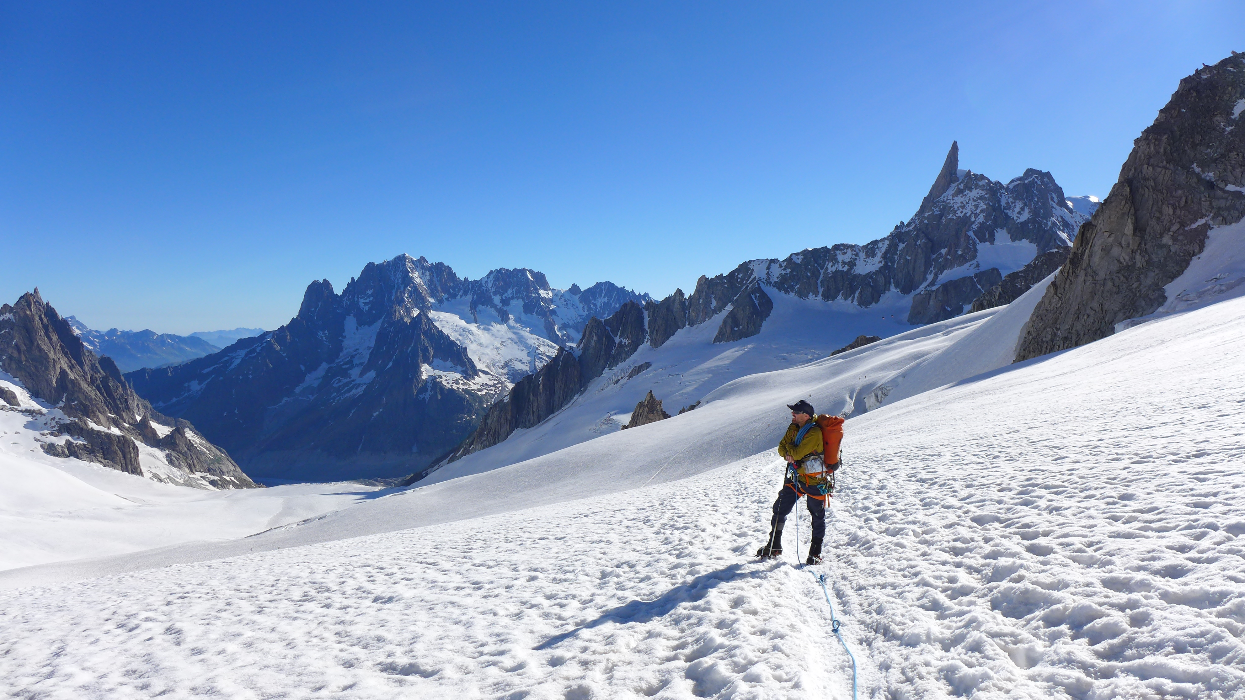 Chamonix climboholic vacations